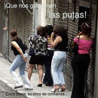 El Madrid de las putas