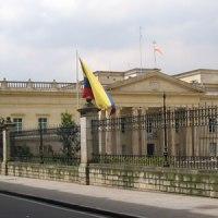 Papas bomba contra el Palacio de Nariño