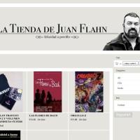 Juan Flahn estrena tienda