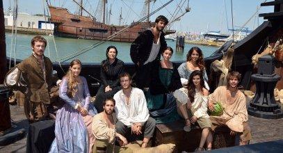 Antena 3 presenta 'El corazón del océano' en el FesTVal | FesTVal